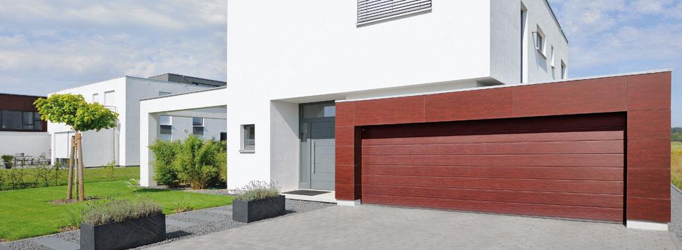 Sekční garážová vrata
